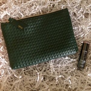 Makeup Bundle • ipsy bag & NYX lipstick